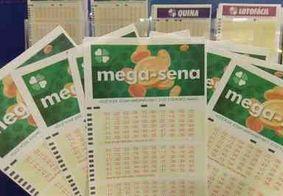 Ninguém acerta Mega-Sena e prêmio vai a R$ 25 milhões