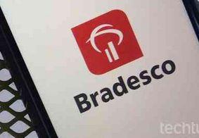 Usuários reclamam de instabilidade no app do Bradesco