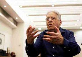 FHC desmente a apoio a Haddad e ameniza contraponto a Bolsonaro