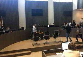 TJPB mantém prisão de prefeito Leto Viana e ele é encaminhado para o 5º BPM