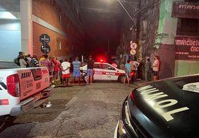 Homem é executado a tiros no Centro de João Pessoa