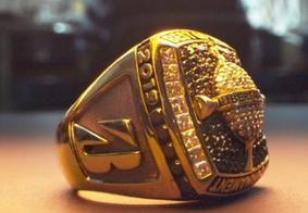 Melhor jogador da Libertadores ganhará anel com 128 diamantes