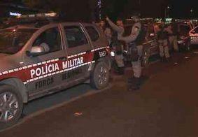Com indícios de embriaguez, agente penitenciário é detido após realizar disparos
