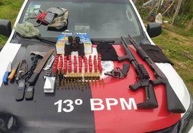 Operação prende suspeito de integrar grupo criminoso na Paraíba