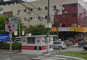 Loja de roupas é invadida em frente a posto da PM em João Pessoa