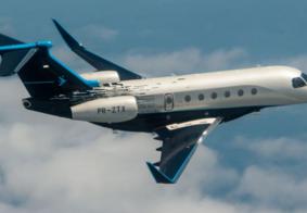 Embraer lança modelos de aviões executivos