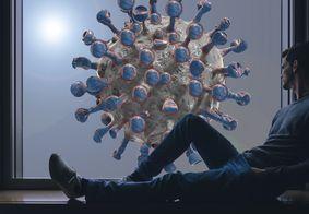 Covid-19 pode aumentar risco de transtornos mentais, aponta estudo