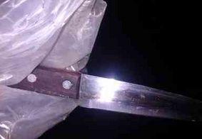 Polícia captura adolescente suspeito de matar homem a facadas no interior da PB
