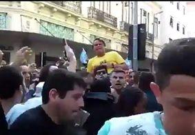"""Frota quer CPI para investigar facada em Bolsonaro: """"Foi uma armação"""""""