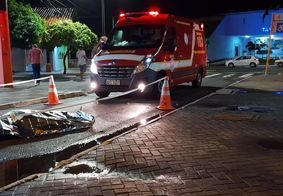 Vídeo: Guia turístico morre atropelado no bairro de Tambaú, em JP; motorista foge sem prestar socorro