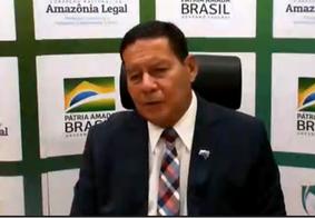 Mourão diz que política ambiental do país segue a legislação