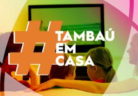 TV Tambaú lança projeto Tambaú em Casa; primeira atração será homenagem a Gabriel Diniz