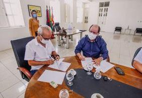 Prefeitura de João Pessoa firma parceria com Unimed para realização de transplantes