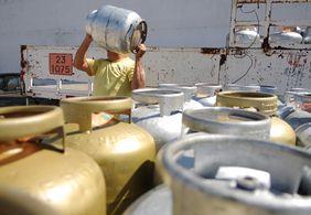 Preço do gás de cozinha sobe a partir desta segunda (14)