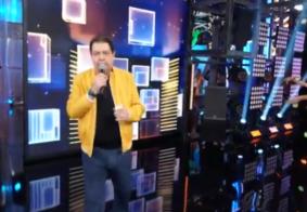 'Pacotão do Faustão': internet reage a volume na calça do apresentador
