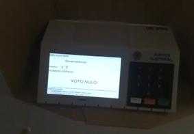Vídeo: Justiça decreta prisão de eleitor que agrediu mesária ao achar que urna estava fraudada