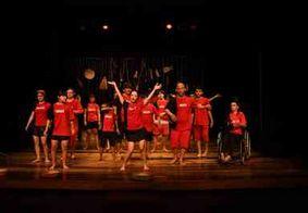 Pessoas com deficiência superam barreiras e encantam em espetáculo teatral na Paraíba
