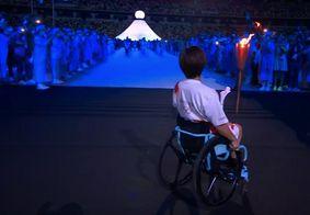 Como já é tradição nos Jogos, a parada das delegações teve início com a Grécia