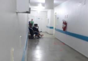 Sete atletas do Botafogo são hospitalizados no interior da Paraíba