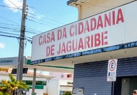 Casa da Cidadania no bairro de Jaguaribe