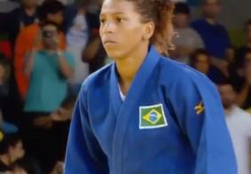 Punida por doping, Rafaela Silva perde medalhas e está fora das Olimpíadas de Tóquio
