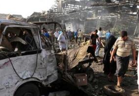 Carro-bomba explode perto de centro de compras mata 2 e deixa 25 feridos