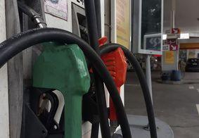 Gasolina é vendida a R$ 5,60 em média na Grande João Pessoa