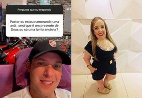 Irmão de Ana Paula Valadão se envolve em polêmica ao responder sobre nanismo
