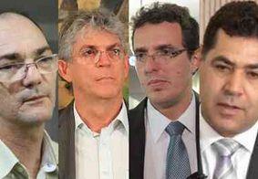 Procuradoria Geral da República pede que presos na Operação Calvário voltem à prisão