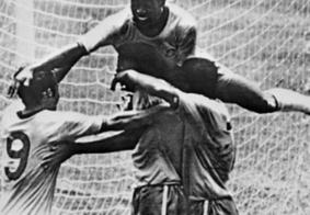 Veja onde assistir à reprise de Brasil x Inglaterra pela Copa do Mundo de 1970