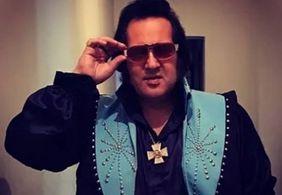 Gilberto Augusto, cover de Elvis Presley no Brasil, morre de Covid-19 aos 44 anos