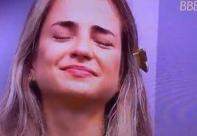Mesmo separadas por muro, paraibana faz Gabi chorar no BBB20; veja
