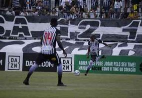 Vídeo: com gols no apagar das luzes, Botafogo-PB vira sobre o ABC e vence a primeira
