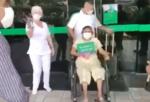 Viúva de Pinto do Acordeon recebe alta após vencer Covid-19, na PB