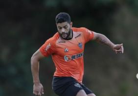 Com gol de Hulk, Atlético-MG derrota Fluminense e chega à semifinal