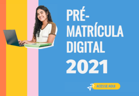 Veja como fazer a pré-matrícula para alunos em escolas do Estado