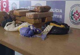 Polícia identifica apartamento usado para guardar drogas em João Pessoa