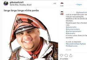 Cantor paraibano causa polêmica ao associar termo chulo à música de Luiz Gonzaga