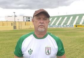 Pedro Manta, novo treinador do Sousa