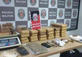 PM já tem informações sobre suspeito que trocou tiros com agentes em ação que apreendeu drogas