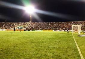 Clube paraibano pode ser multado em até R$ 100 mil por tentativa de invasão a vestiário