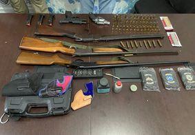 Militar comercializava munições de forma ilegal