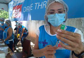 Paraíba deve receber mais 100 mil doses de vacinas