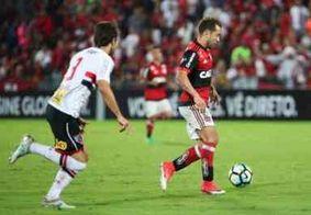 Flamengo e São Paulo ficam no 0 a 0