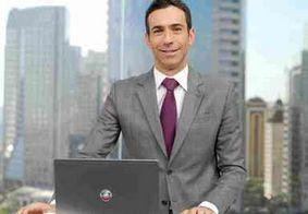 César Tralli poderá deixar a Globo e ir para outra emissora