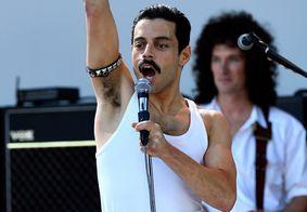 Rami Malek leva Globo de Ouro por atuação de Freddie Mercury no cinema