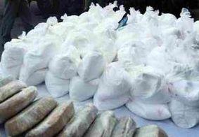 Polícia Federal apreende mais de 2 quilos de cocaína dentro de embalagens de perfume