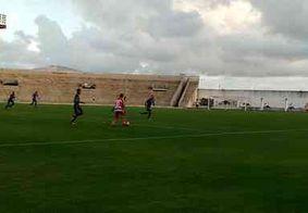 Na estreia de Ramiro, Auto Esporte perde pro CSP com dois de Hélio Paraíba; Veja os gols
