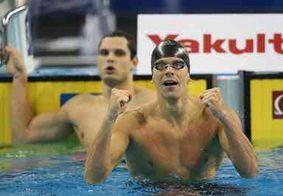 Cielo terá chance de virar maior atleta brasileiro em mundiais, mas evita pensar nisso
