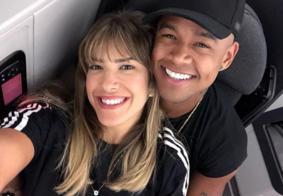 Léo Santana diz que não fala com Lore Improta após término de namoro